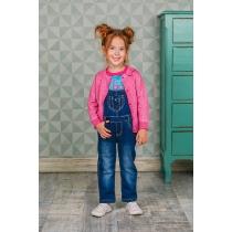 Жакет трикотажный для девочек 205201