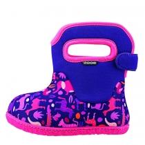 Детские непромокаемые сапоги Baby Bogs Classic Zoo 71457-690