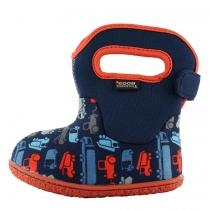 Детские непромокаемые сапоги Baby Bogs Classic Trucks 71660I-460