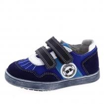 Кроссовки для мальчика, темно-синие A-B61-60-B