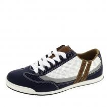 Кроссовки для мальчика, сине-белые A-B65-29-A