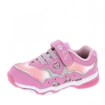 Кроссовки для девочки, розовые A-B66-04-A