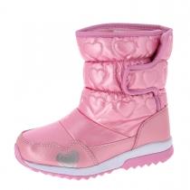Сапоги для девочки, розовые A-B72-81-B