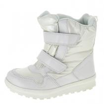 Зимние ботинки для девочки, белые A-B73-63-A