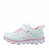 Кроссовки для девочки, белые A-B63-22-B