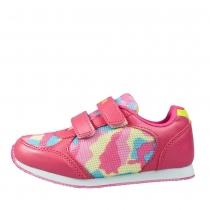 Кроссовки для девочки, малиновые A-B65-25-A