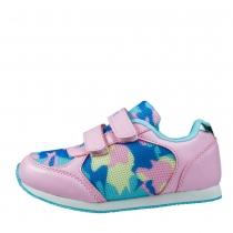 Кроссовки для девочки, розовые A-B65-25-B