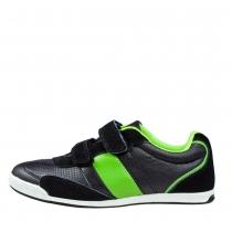 Кроссовки для мальчика, черные A-B65-32-D