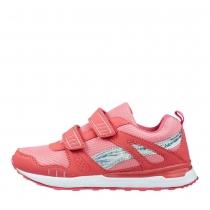 Кроссовки для девочки, красные A-B66-02-B