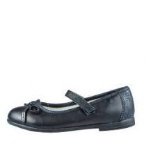Туфли для девочки, черные A-B68-19-B