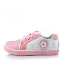Кроссовки для девочки, белые A-T63-11-A