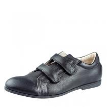 Туфли для мальчика, черные A-B71-49-A