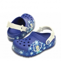 Шлепанцы (САБО) CrocsLights Frozen Clog 202357-4BE