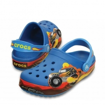 Шлепанцы (САБО) Crocband Monster Truck Clog 202663-4GL