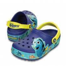 Шлепанцы (САБО) CrocsLights Finding Dory Clog 202881-4AX