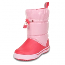 Сапоги Crocband™ Iridescent Gust Boot Kids 12772-6GE