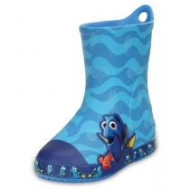 Резиновые сапоги Crocs Bump It Finding Dory Boot 203873-456