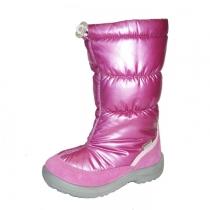 Утепленные сапоги Gloria, розовые 1407-37