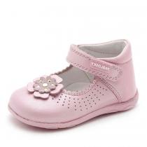 Туфли для девочки, розовые 023655