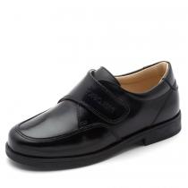 Туфли для мальчика, черные 794317