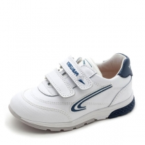 Кроссовки для мальчика, белый/синий 255502