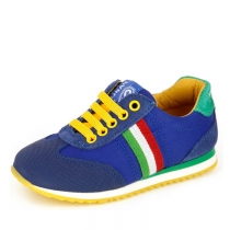 Кроссовки для мальчика, синие 256517