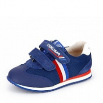 Кроссовки для мальчика, синий/белый 256622