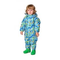 Весенний комбинезон для малышей S17401 BLUE