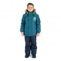 Зимний комплект: куртка и полукомбинезон / брюкиПросторы Авалона W16208_GREEN