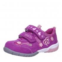 Кроссовки для девочки, розовые 6-00135-73