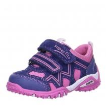 Кроссовки для девочки, розовый/фиолетовый 6-00233-89