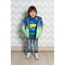 Куртка текстильная для мальчиков 711001