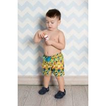 Шорты текстильные, купальные для мальчиков 711032