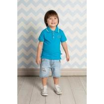 Бриджи текстильные для мальчиков 711039