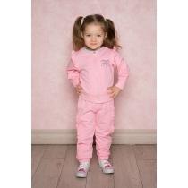 Спортивный трикотажный костюм для девочек 712006