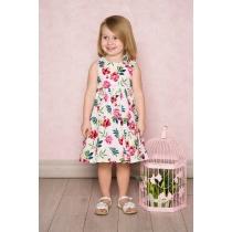 Платье текстильное для девочек 712023