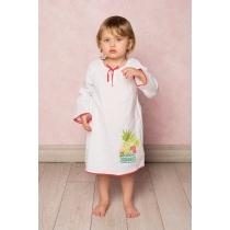 Платье текстильное для девочек 712117