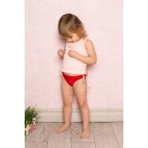 Плавки купальные для девочек 712120