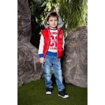 Жилет текстильный для мальчиков 713001