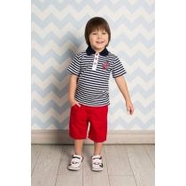 Бриджи текстильные для мальчиков 713006