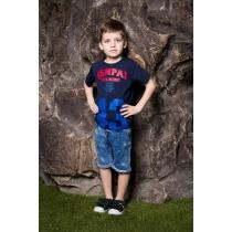 Футболка трикотажная для мальчиков 713012