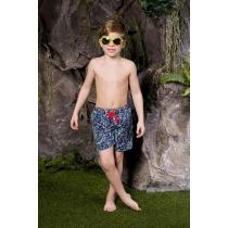 Шорты текстильные, купальные для мальчиков 713022