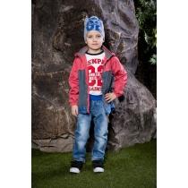 Ветровка текстильная для мальчиков 713026
