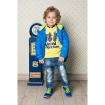 Куртка текстильная для мальчиков 713030