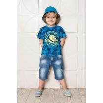 Шляпа текстильная для мальчиков 713049