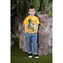 Брюки джинсовые для мальчиков 713053