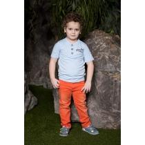 Брюки джинсовые для мальчиков 713054