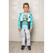 Ветровка текстильная для мальчиков 713080