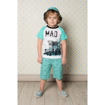 Шляпа текстильная для мальчиков 713124