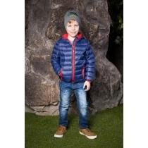 Куртка текстильная для мальчиков 713301